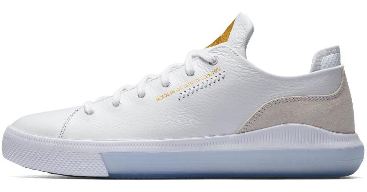 Lyst Srhxtqdc Chaussure Zoom Homme Haut X Nexus Air Converse Nike Blanc v0nN8Omw