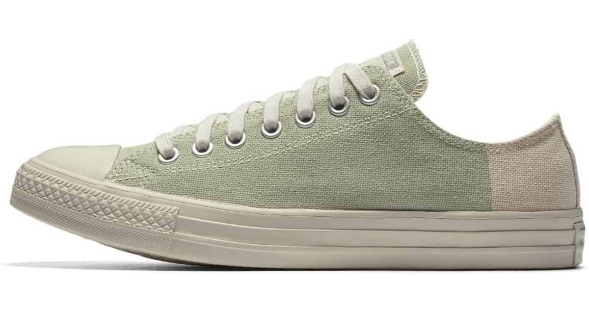 b5b02cd1ad7e Lyst - Converse Chuck Taylor All Star Jute Americana Low Top Shoe for Men