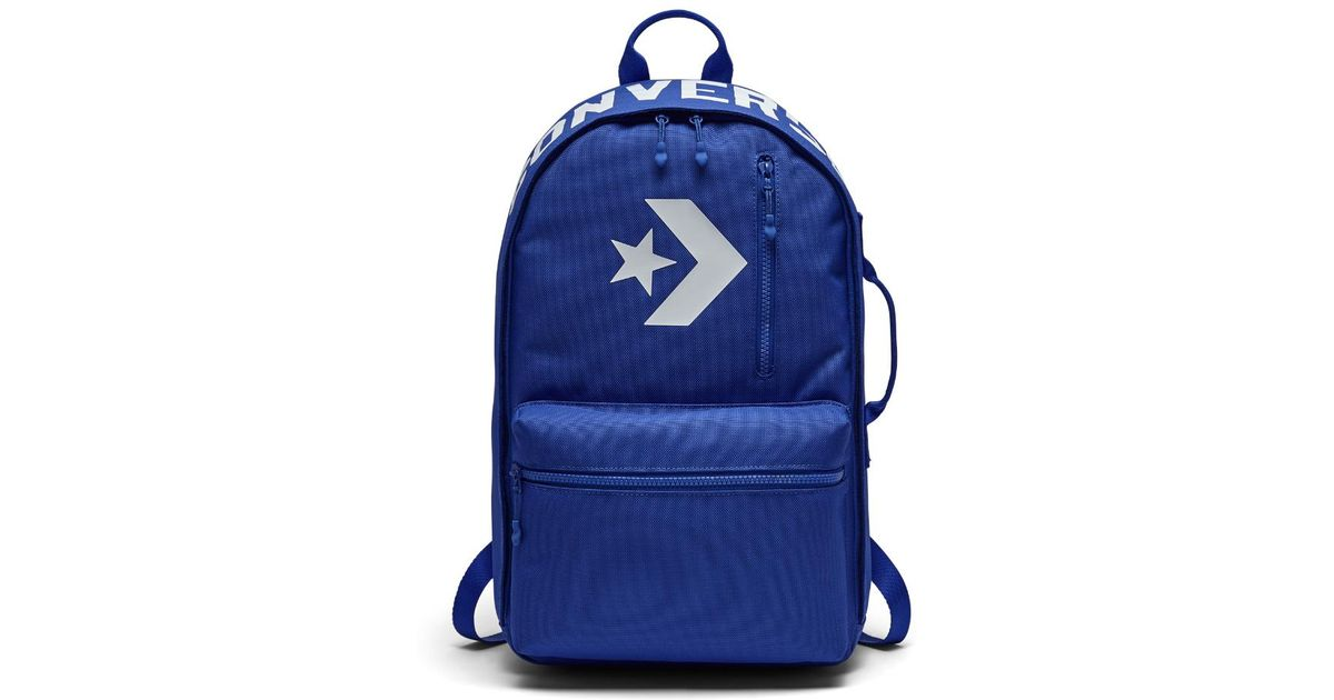 6660165070c Converse Cordura Street 22 Backpack (blue) in Blue for Men - Lyst