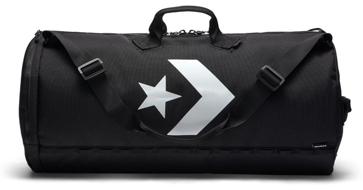 758bca93df51 Lyst - Converse 3-way Duffel Bag (black) in Black for Men