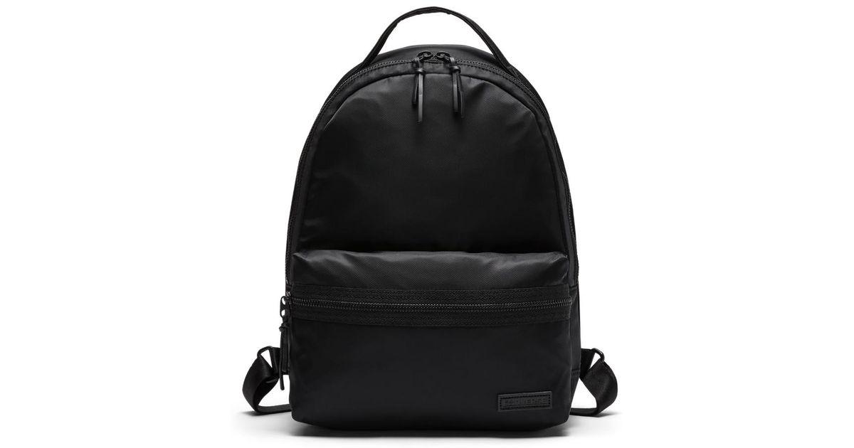 Lyst - Converse Mini Backpack (black) in Black 19c1fb16d92b3