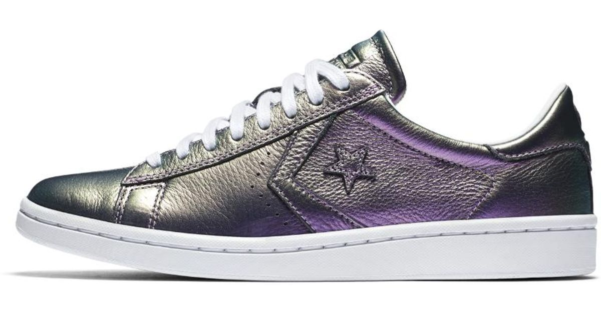 Converse Pro Leather LP Iridescent Leather Ox bdLwiVqs