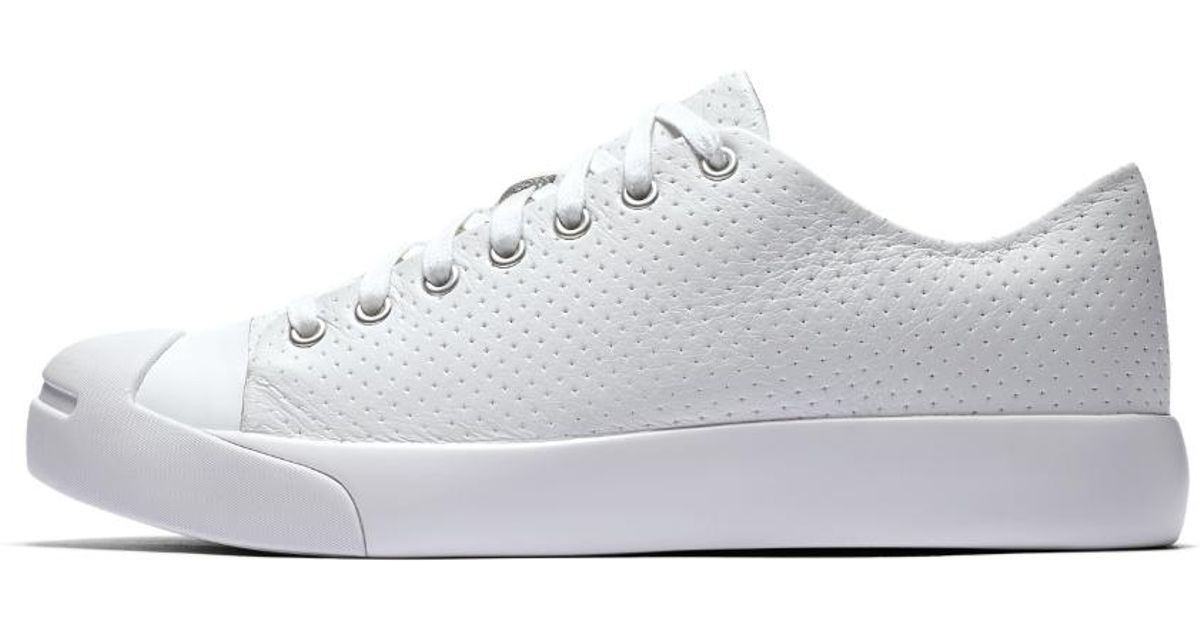 e4fcc5a5556b Lyst - Converse Jack Purcell Modern Leather Men s Shoe in White for Men