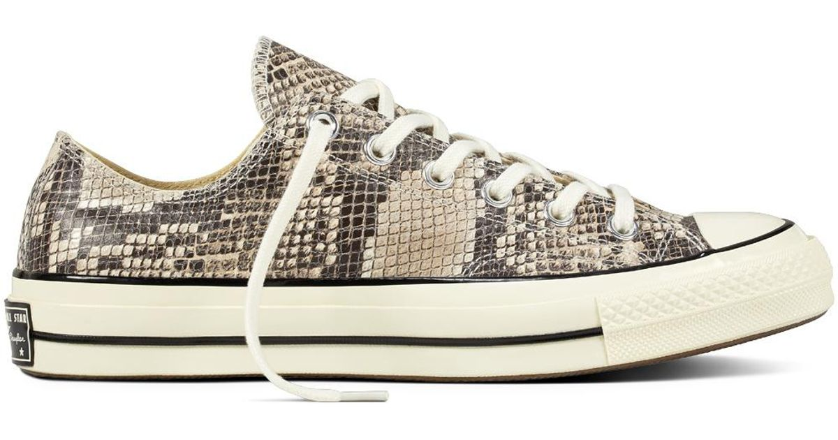 98a96c9f7383 converse snake Converse Chuck Taylor All Star 70 Snake Pack in Gray for Men  - Lyst