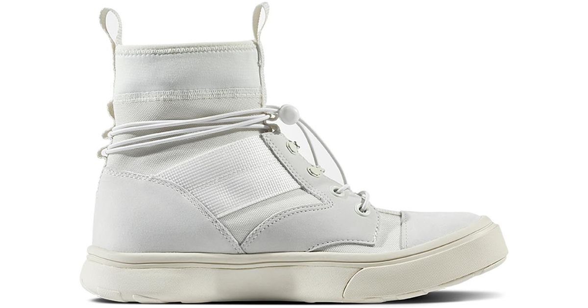 best service 88fcb 7ed4a Converse Urban Utility Jump Boot in White for Men - Lyst