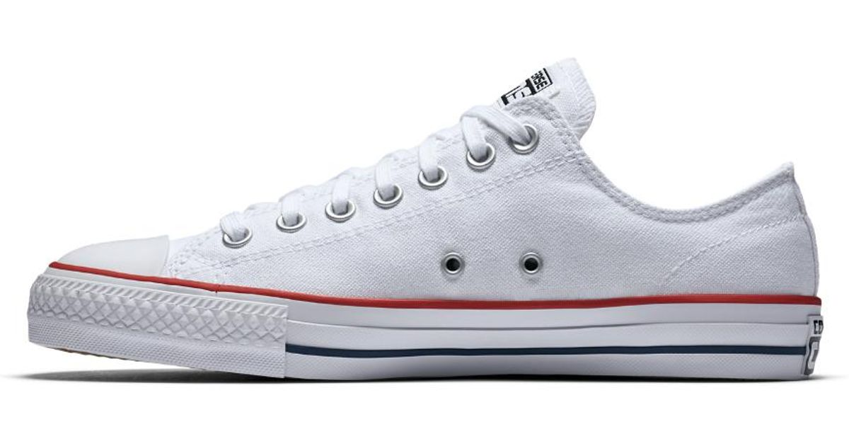 ce5891c67028 Lyst - Converse Cons Ctas Pro Low Top Shoe in White for Men