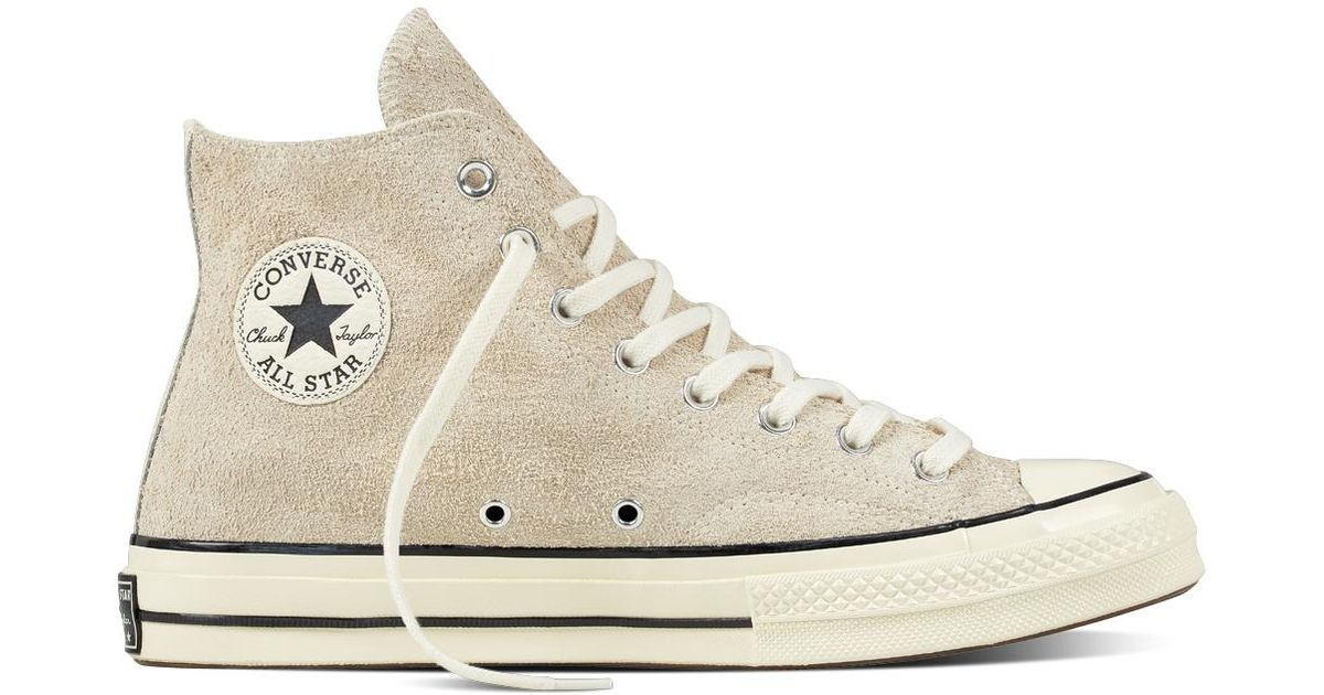 8f398384c66a ... coupon code for converse chuck taylor all star 70 vintage suede in  natural for men lyst