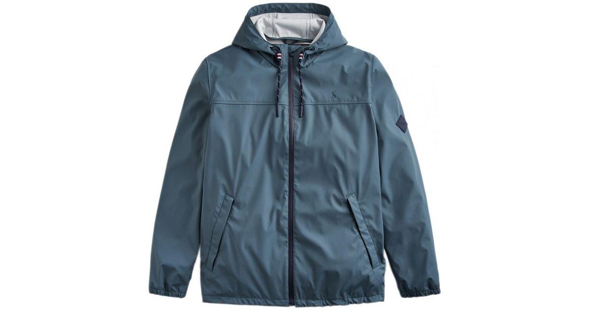 cffa373f4 Lyst - Joules Portwell Mens Lightweight Waterproof Jacket S/s in Blue for  Men