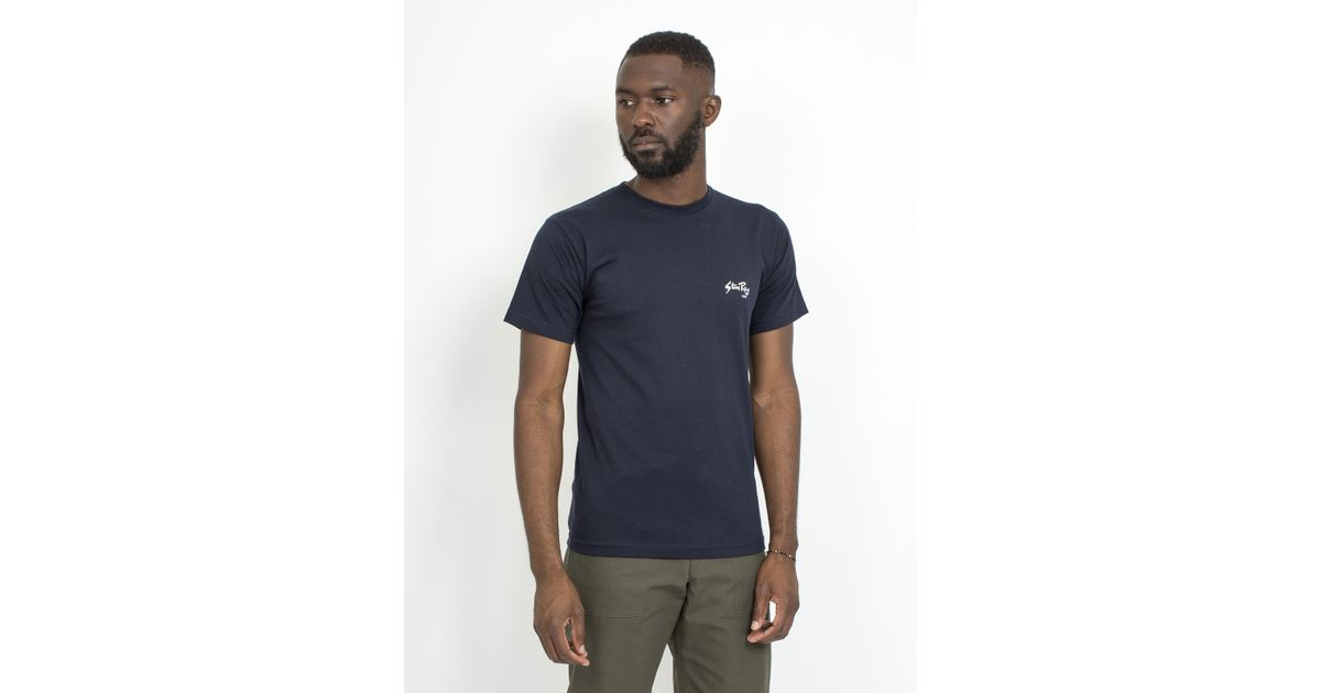 Lyst - Stan Ray Stan T-shirt in Blue for Men 13b86af5646e