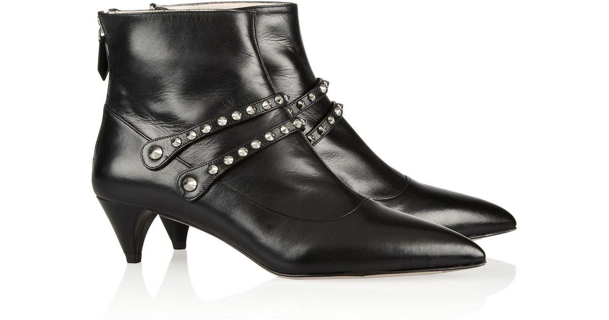 Miu Miu Studded boots SrCiGqL0I1