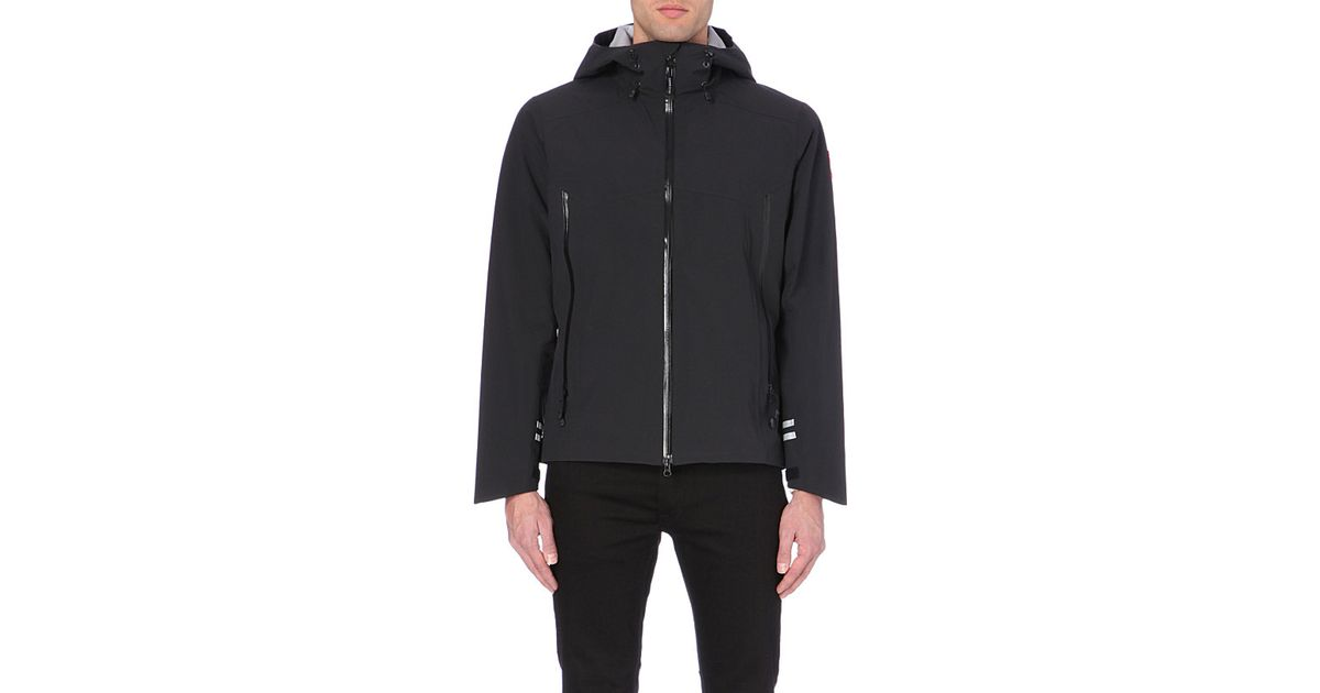 Canada Goose' Canyon Shell Jacket - Women's Medium - Black