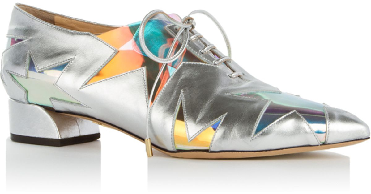 FOOTWEAR - Lace-up shoes Charlotte Olympia xAcWpw