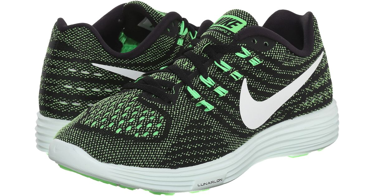 1d753539bfd Lyst - Nike Lunartempo 2 in Green