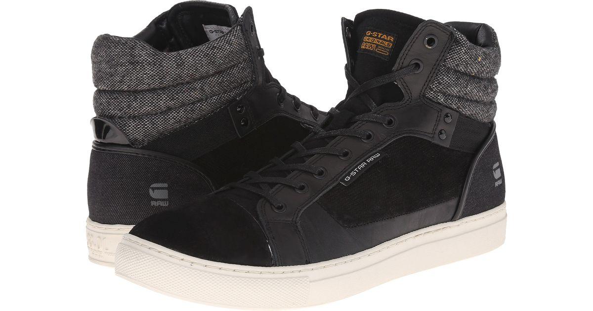 G-Star Sneakers Mens - G-Star Augur Samovar Loom Grey