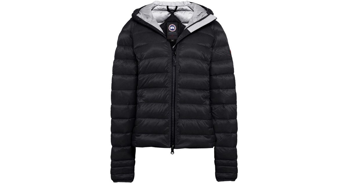 Canada Goose jackets sale authentic - Canada goose Brookvale Jacket in Black | Lyst