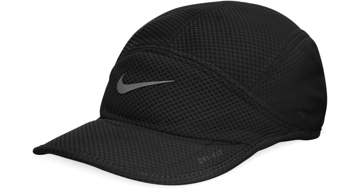 Lyst - Nike Daybreak Mesh Cap in Black for Men c4b8d3a34689