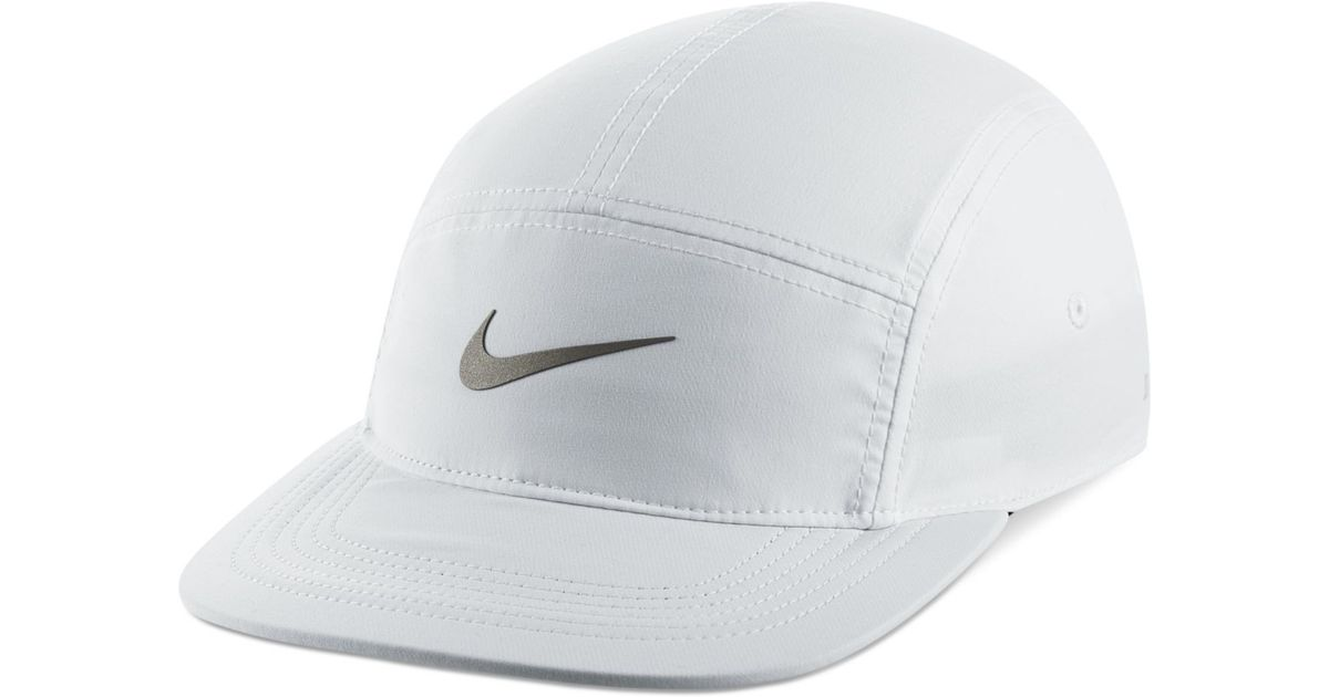 528fac68eac Lyst - Nike Run Aw84 Hat in White for Men