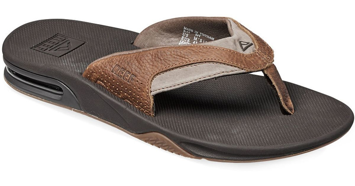Lastest Reef Womens Sandal - Slim Ginger Flip Flops - Black Brown Summer Beach | EBay