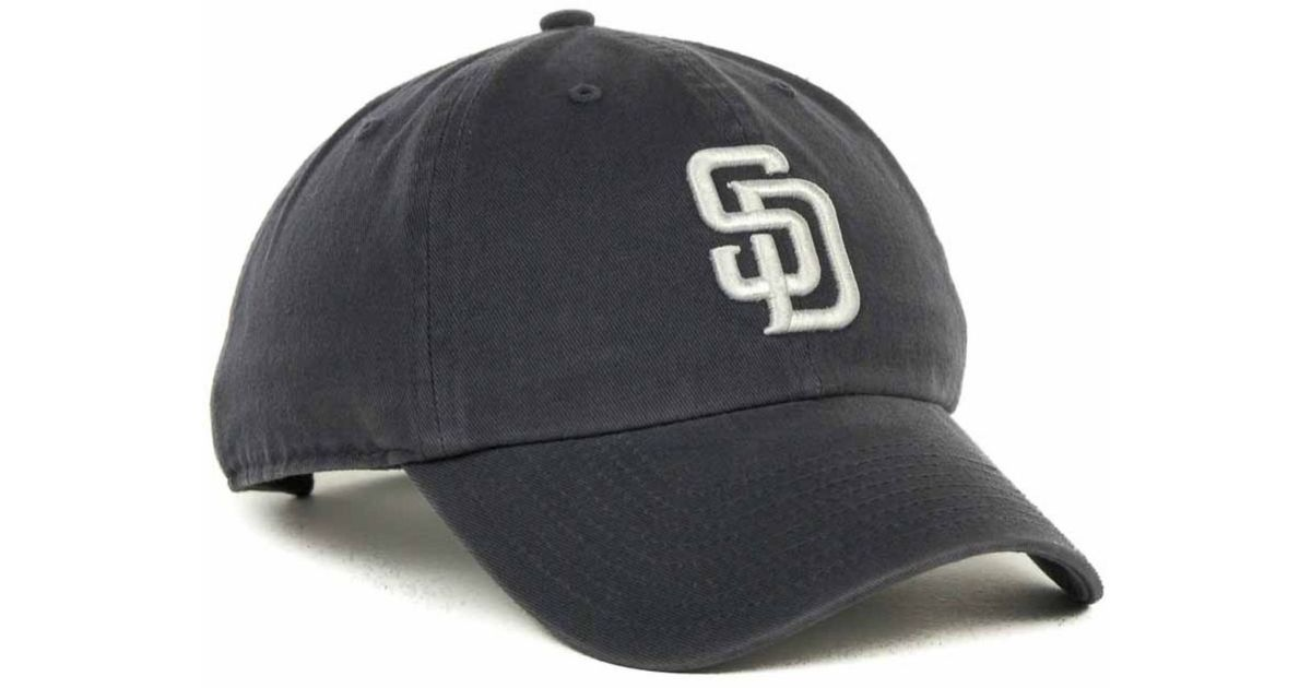 a5af5e5a743b7 47 Brand San Diego Padres Clean Up Hat in Blue for Men - Lyst