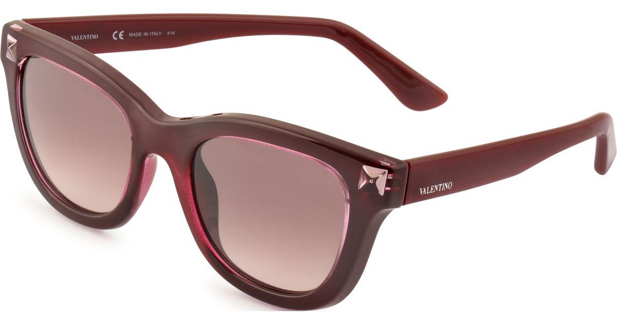 valentino v706s sunglasses in lyst