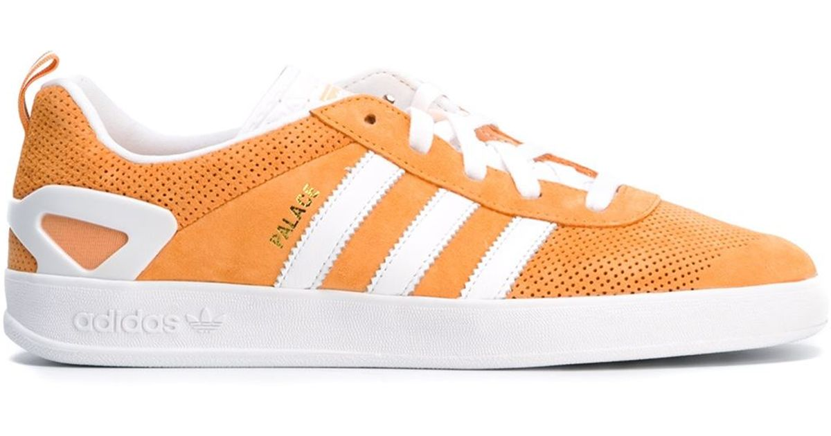 3f32a917 adidas Originals Adidas X Palace 'palace Pro' Sneakers in Orange - Lyst