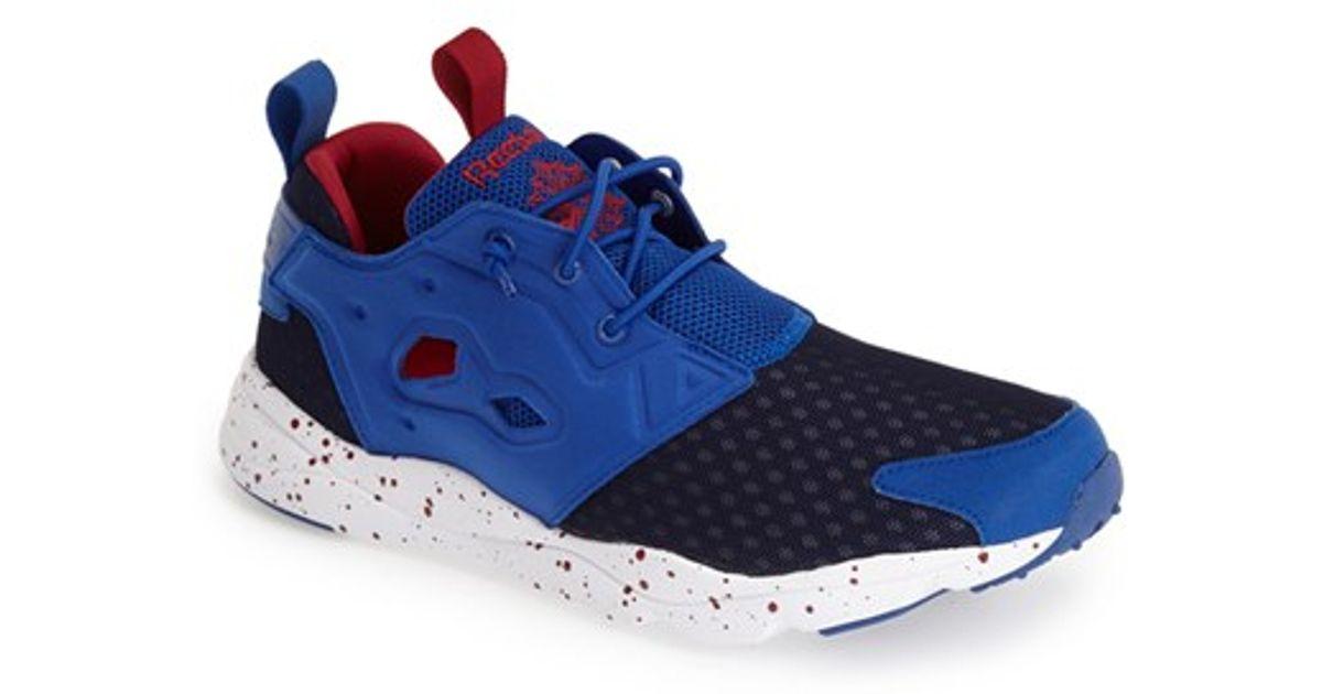 d23064c3346b Lyst - Reebok  Furylite  Sneaker in Blue for Men