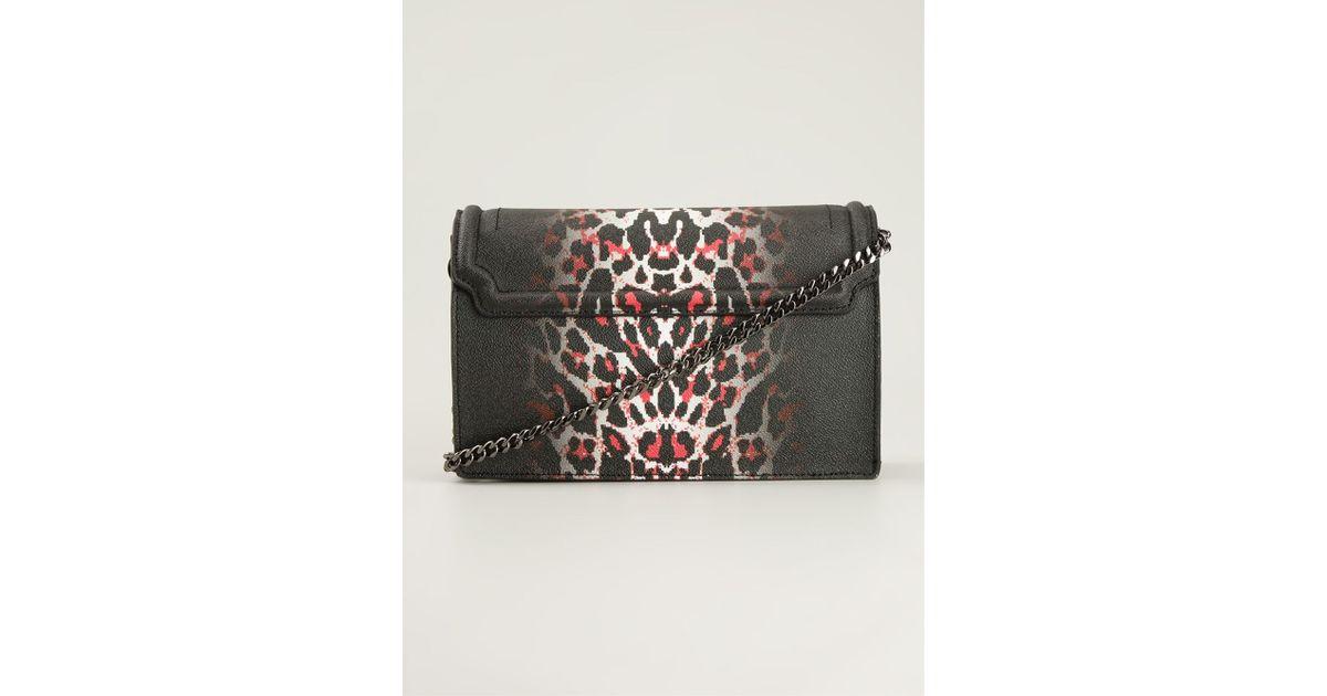 b1eee8cb8d1f Lyst - Mcq Simple Fold Shoulder Bag in Black