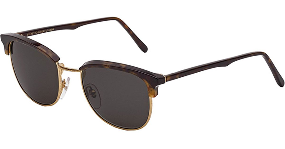 Retrosuperfuture 3627 Gafas De Sol Terrazzo HHqP5r1