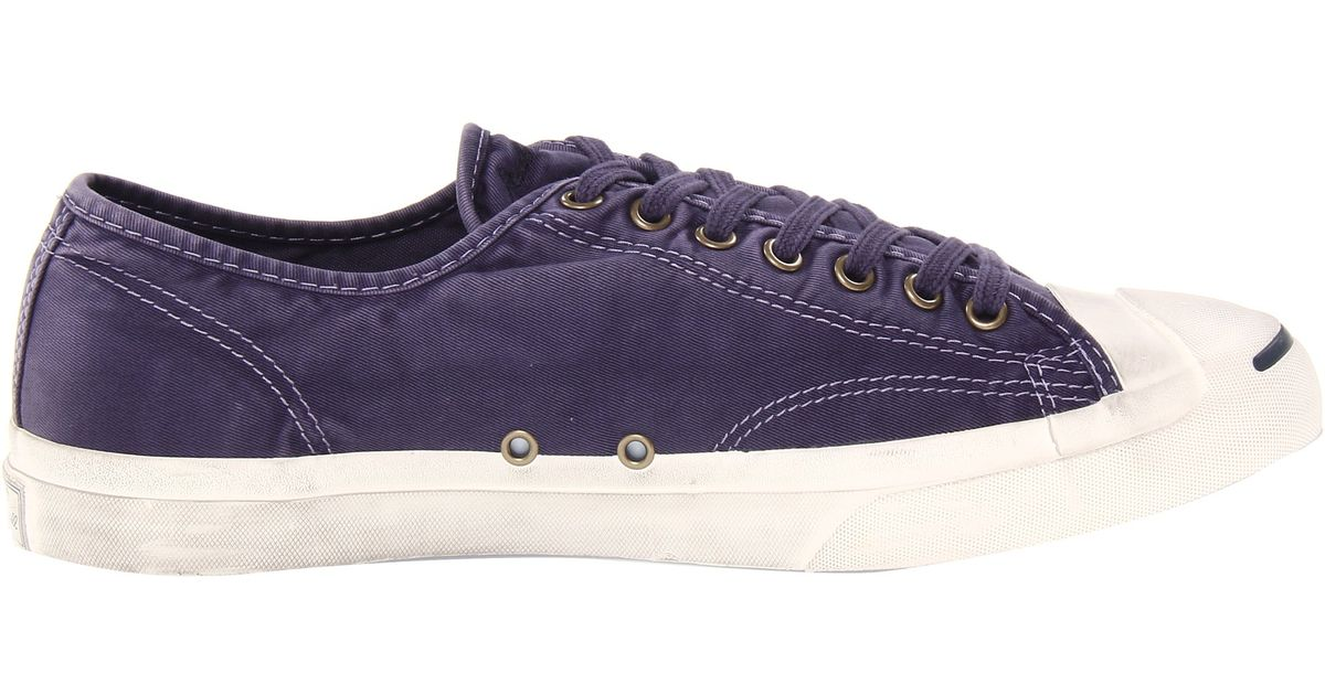 00ddef94fe6e ... converse jack purcell ltt washed ox ...