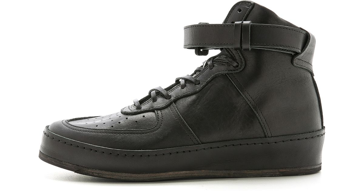 HENDER SCHEME Manual Industrial Products 01 High-Top Sneakers uOjomAyH