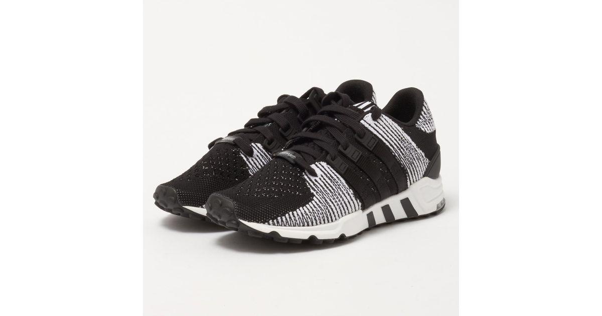 Adidas Originals Black Eqt Support Rf Black Primeknit para Support hombres hombres Lyst f809283 - allpoints.host