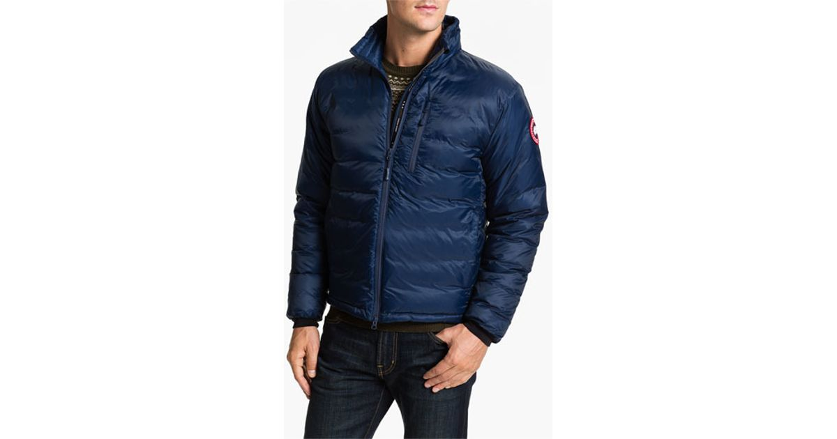 Canada Goose womens outlet store - Canada goose 'lodge' Slim Fit Packable Windproof 750 Down Fill ...