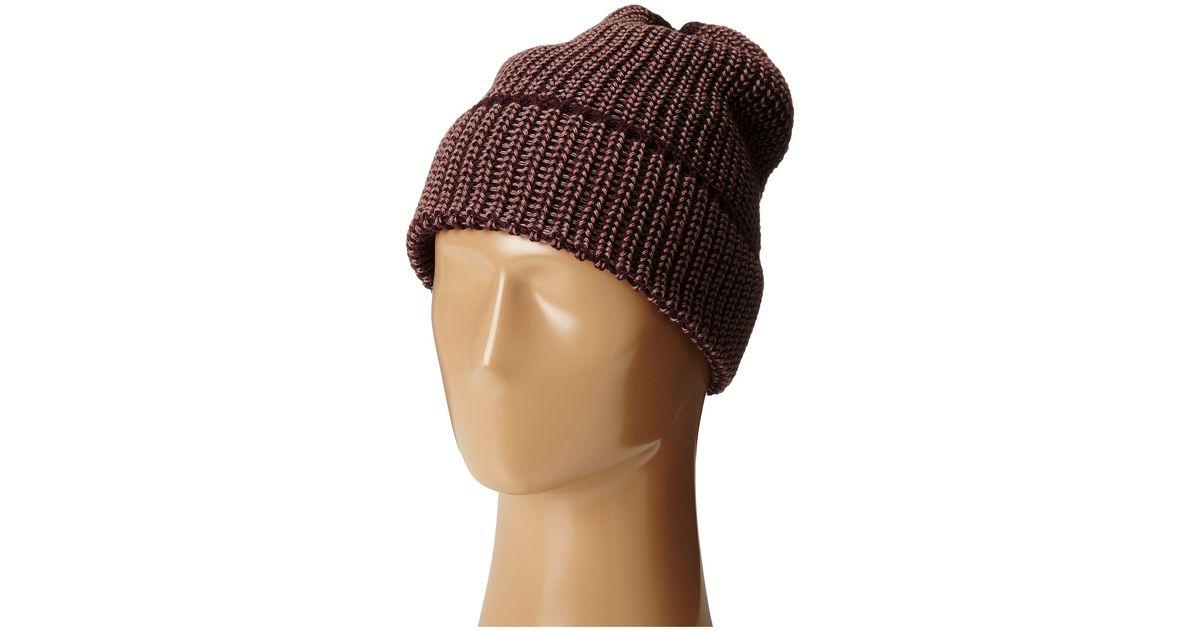 Lyst - adidas By Stella McCartney Ski Hat in Purple cce174188b0
