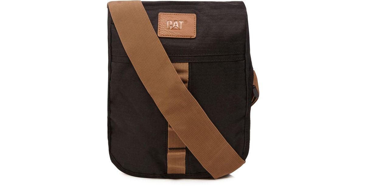 Caterpillar Black  rock  Tablet Bag in Black for Men - Lyst 00e42272e9112