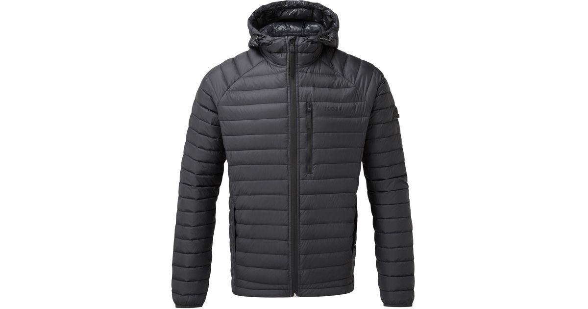 a8035a97ff Tog 24 - Black Beck Hooded Down Jacket for Men - Lyst