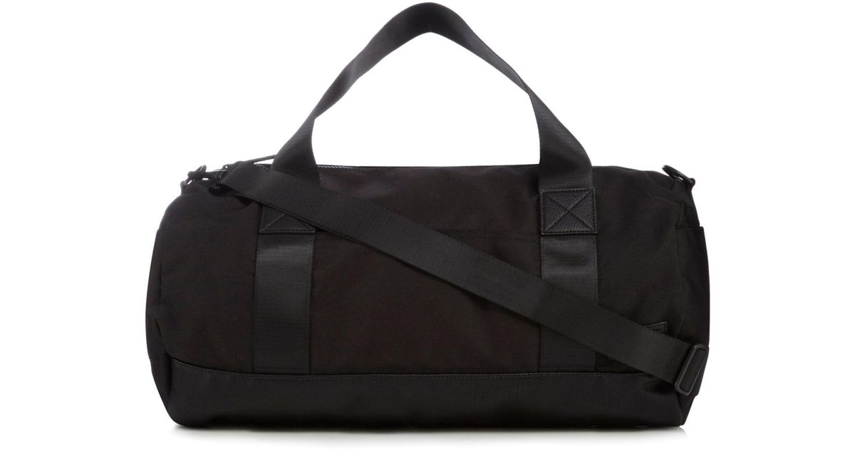 8e41abc024a9 Red Herring Black Large Holdall Bag in Black for Men - Lyst