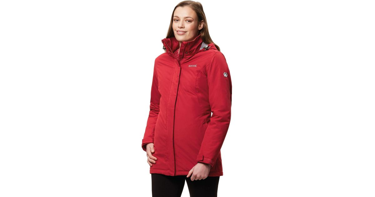 Regatta Andonette Jacket Insulated Waterproof Womens