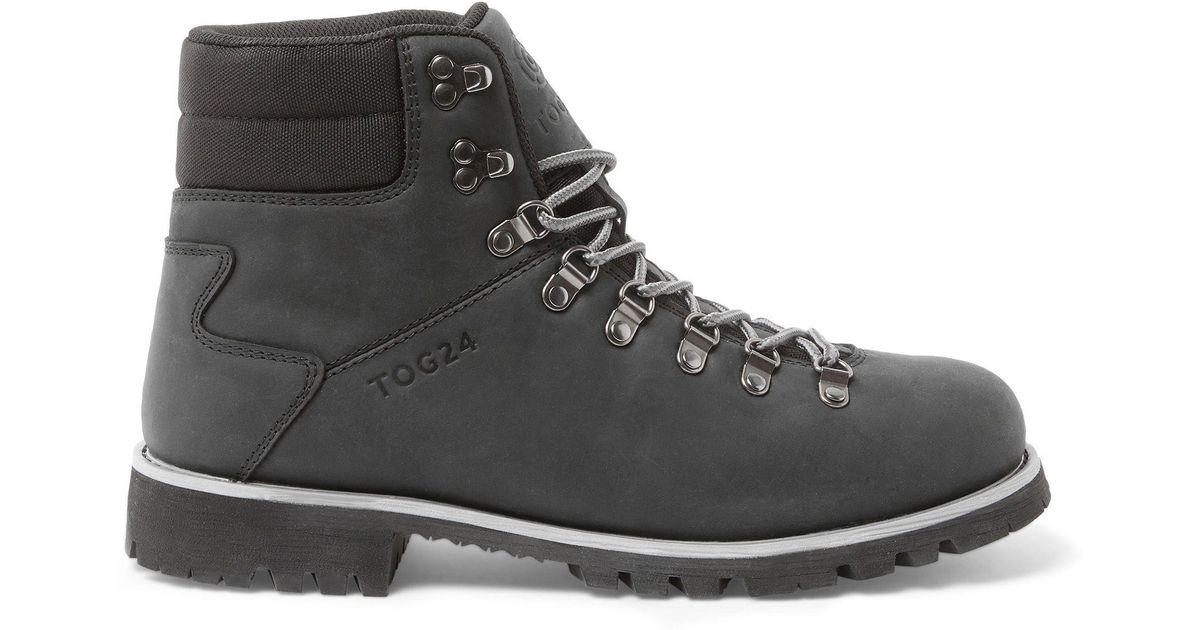 15e6c804eaf Tog 24 - Gray Charcoal And Light Grey Ingleborough Unisex Vibram Waterproof  Boot for Men - Lyst