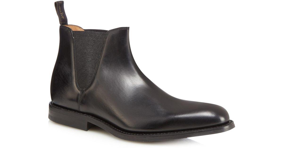 Men's Formal Chelsea BootsB Loake 290 wP08nOkX