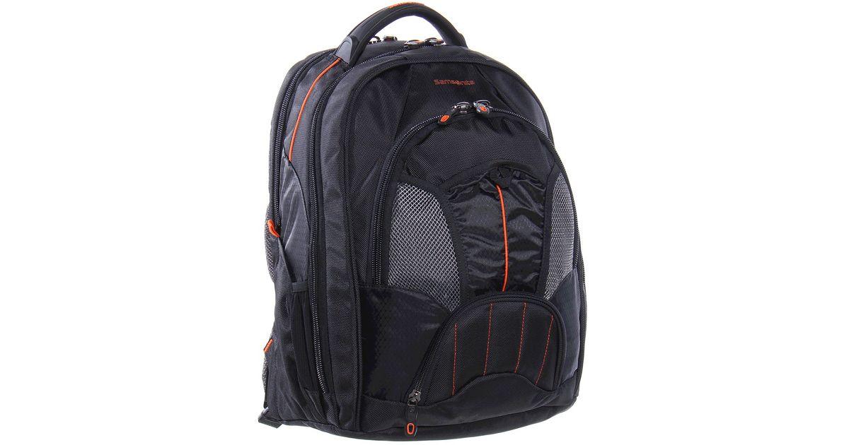 8cadc866d Samsonite Tectonic Large Laptop Backpack in Black for Men - Lyst