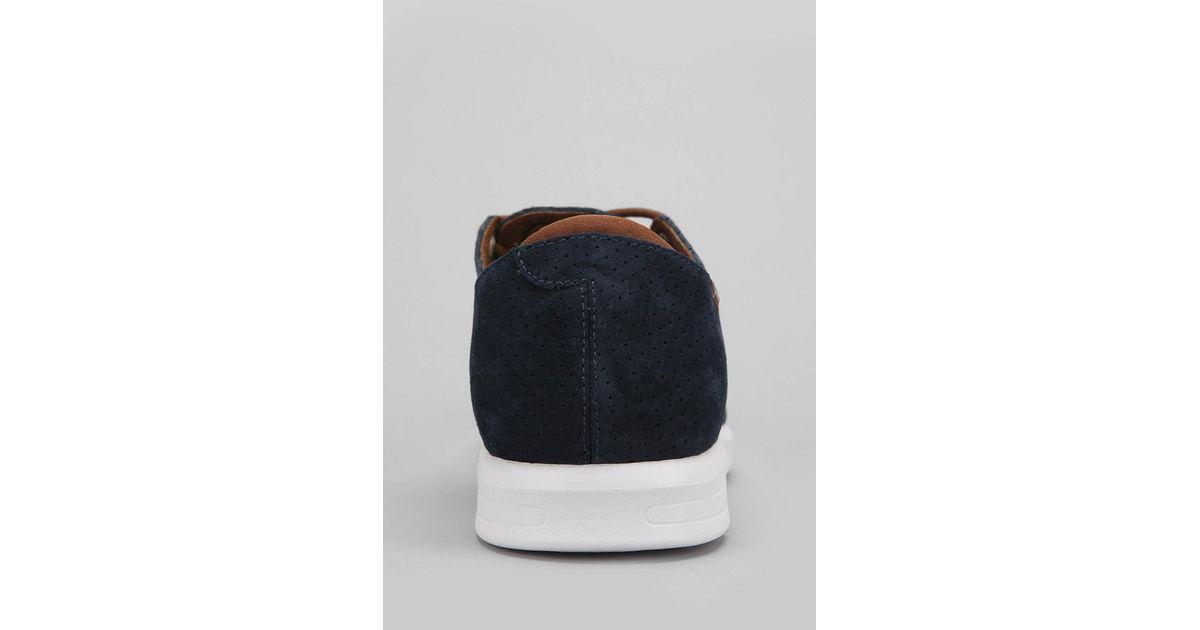 b3de4d12e9 Lyst - Vans Otw By Prelow Suede Mens Sneaker in Blue for Men