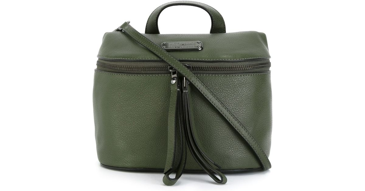 51ba8ed7153c Lyst - Marc By Marc Jacobs  canteen  Crossbody Bag in Green