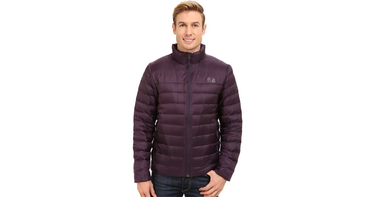 a9f2734b4693 Lyst - The North Face Tonnerro Jacket in Purple for Men