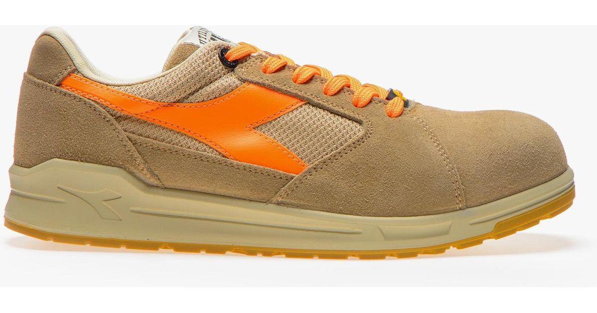 Diadora Flow Ii Low S1p, Unisex Adults' Work shoes, Grey