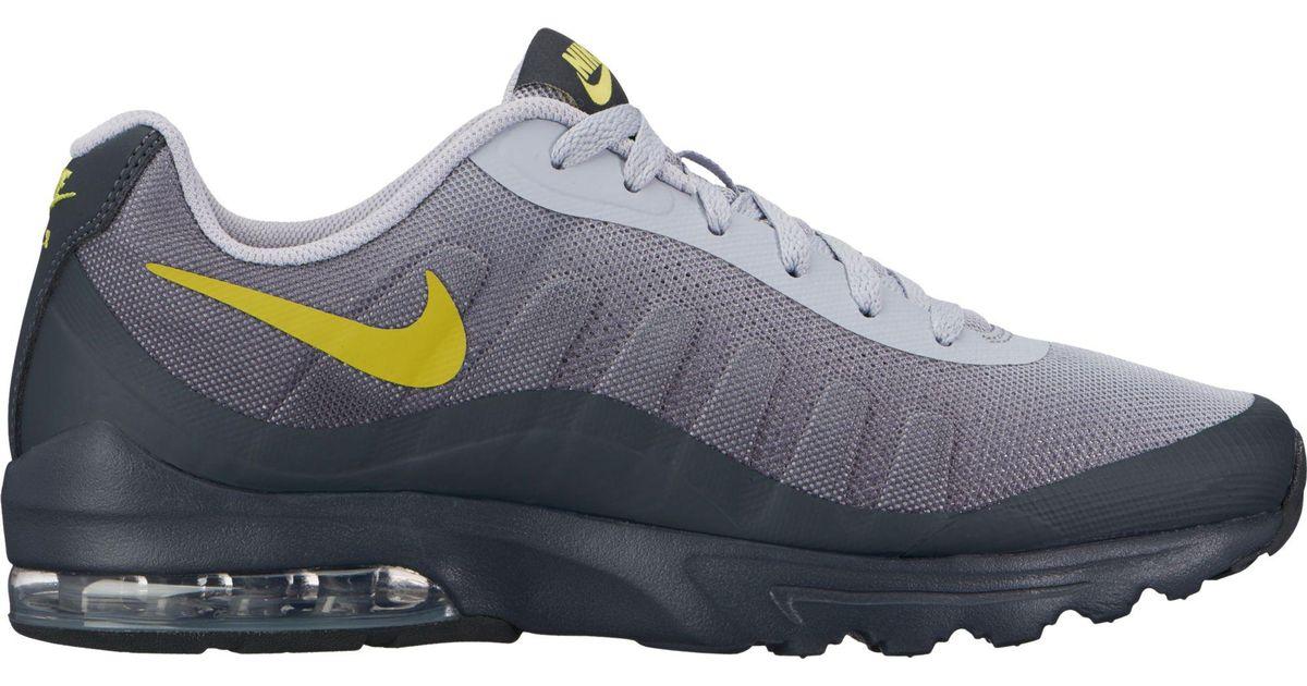 super popular cd262 2e63a Nike Air Max Invigor Prt Shoes in Gray for Men - Lyst