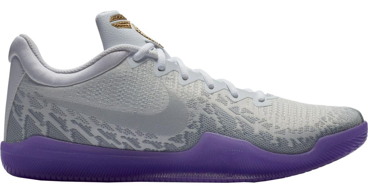 d9c633e69a92 Nike Kobe Mamba Rage Basketball Shoes for Men - Lyst