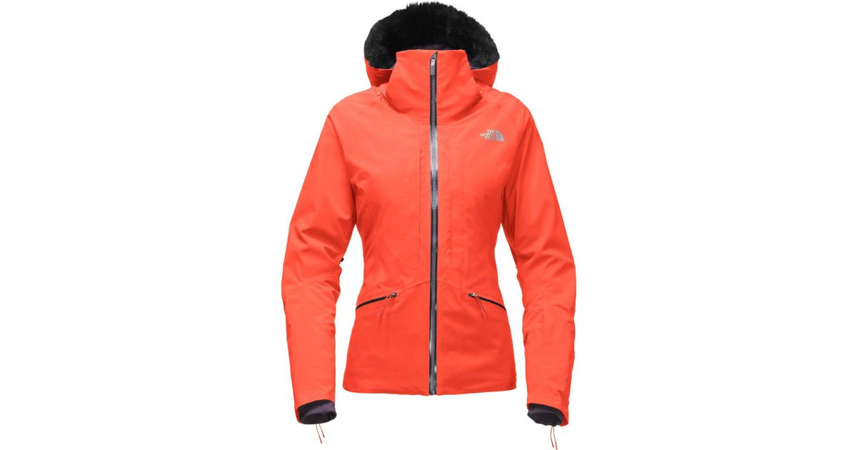 48a1cf62fa9b Lyst - The North Face Anonym Insulated Jacket in Orange