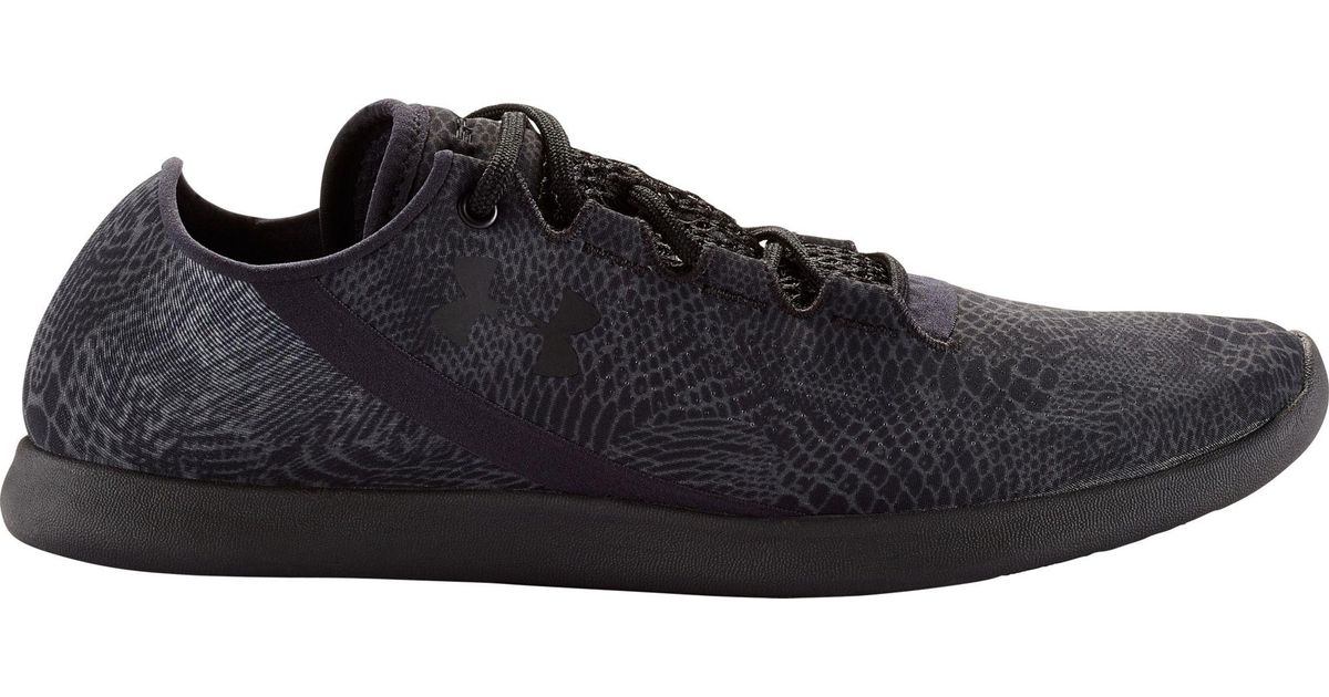 new arrival aefc2 c4647 Under Armour - Black Speedform Studiolux Training Shoe for Men - Lyst