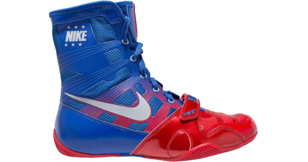 28d40aa2402 Lyst - Nike Hyperko Mp Boxing Shoes in Blue for Men