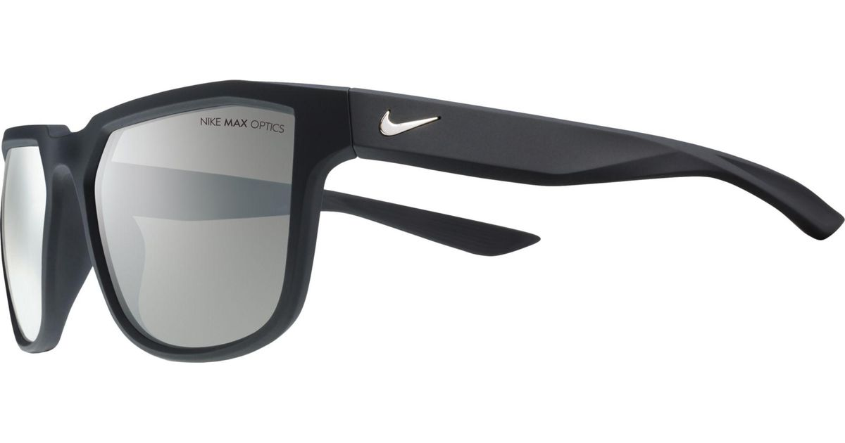 18dea24429 Lyst - Nike Fly Sunglasses in Black for Men